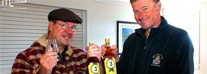 Isle of Man News Image - Dunlop Whisky