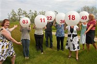 Hospice Isle of Man first lottery draw - picture