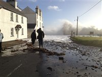 £500,000 cost of extreme weather events - picture