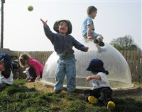 The Children's Centre increases number of nursery places - picture
