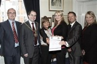 Council staff complete Chartered Institute of Housing exam with distinction - picture
