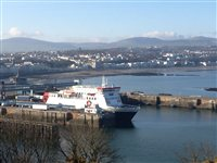 Ferry repairs - picture
