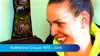 Katherine Crowe 1975 - 2014 - picture