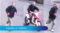 Robbery update Sunday 6pm - picture
