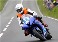 TT racing tragedy - picture