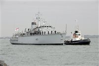 Warship to visit Isle of Man - picture