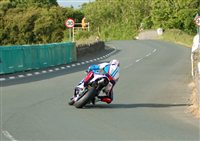 Update on riders involved in Southern 100 crash  - picture