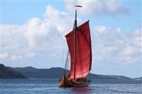 Dragon ship to visit Peel - picture