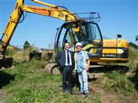 Work starts on £2.8million cell block - picture