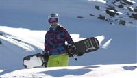 Blow for snowboarding Olympian - picture