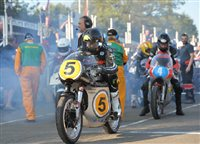 Extra road closure at Classic TT - picture