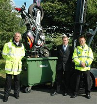 Road safety campaign launched - picture