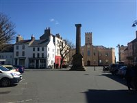 Castletown venue for police meeting - picture