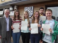 Outstanding results from Manx students - picture