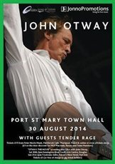 John Otway Concert and Movie Screenings This Weekend - picture