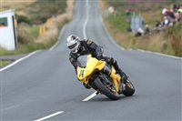 Rider dies in race crash - picture
