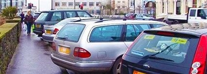 Isle of Man News Image - Parking charges and public transport
