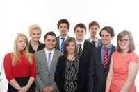 Record Graduate intake for PWC in 2012 - picture