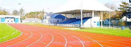 Isle of Man News Image - Running track set to reopen