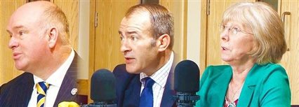 Isle of Man News Image - Choice for Chief Minister
