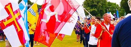 Isle of Man News Image - Island Games: 200 days to go