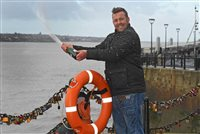 Isle of Man Fisherman Hooks £250k winning scratchcard - picture