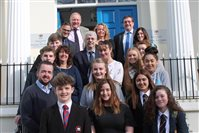 Young people help Government tackle menace of cyberbullying - picture