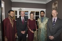 Boston's Indian feast raises £10,000 for Manx Workshop for the Disabled - picture