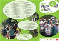 Green Walk and Talk a great way to get fit - picture