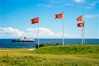 MV Hebridean Princess make surprise call into Isle of Man - picture