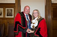 Councillor Debbie Pitts elected Mayor of Douglas - picture