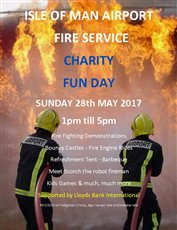 Airport Fire Service charity fun day - picture
