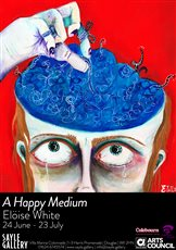 """A Happy Medium"" - Exhibition at Sayle Gallery - picture"