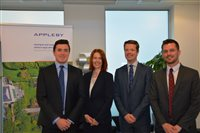 Appleby appoints four new associates - picture