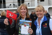 Isle of Man Post Office supports Cruise Isle of Man with 50,000th passenger celebrations - picture