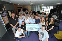 Microgaming blood drive raises £725 for the Joey Dunlop Foundation on World Blood Donor Day - picture