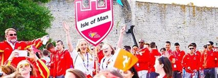 Isle of Man News Image - NatWest Island Games: the opening