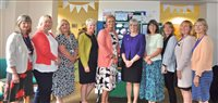 Island's community nursing service praised by Queen's Nursing Institute Chief Executive - picture