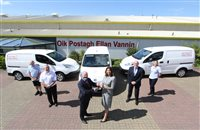 Post Office gives green light to electric vehicles - picture