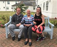 Family embarks on 'brutal' challenge with Steam Packet support - picture