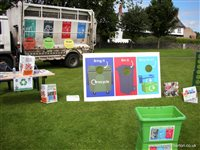 Council's recycling outreach programme successfully engages public - picture
