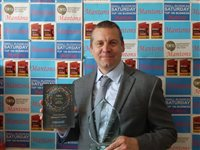 Sixth Prestigious National Final of the year for Port Erin shop - picture