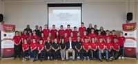 New intake of young athletes for Isle of Man Sport Aid Academy - picture