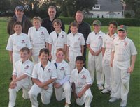 Newfield sponsorship assists Castletown Cricket Club to share the sport with new players - picture