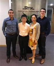 First Barrovian Alumni intern returns from three months in Hong Kong - picture