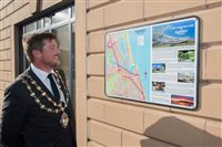 Signs of the times: RTC installs new town maps and noticeboards - picture