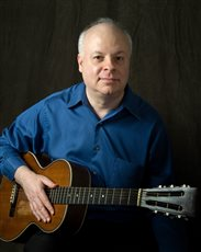 World class Blues guitarist heading to the Isle of Man - thanks to George Formby! - picture