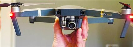 Isle of Man News Image - Unmanned aerial vehicles