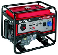 Appeal after theft of Honda Generator - picture