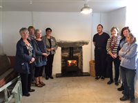 Manx Lottery Trust assist with Dalby's Community Hub - picture